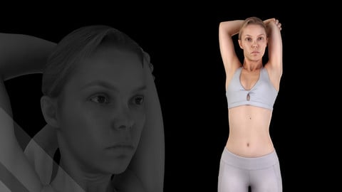 Female Scan - Olga 86