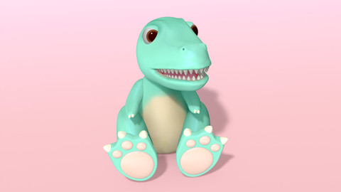 Baby Dino (T-Rex)