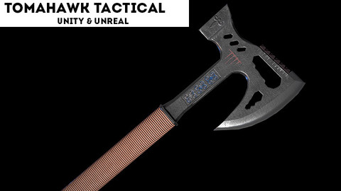 Tomahawk Tactical for Unrea and Unity