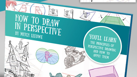 How to draw perspective ebook & video