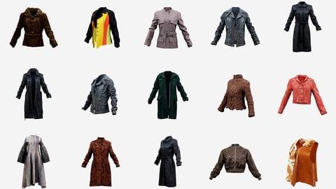 18 Jackets and Coats