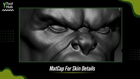 MatCap For Skin Details