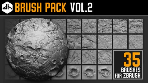 Brush Pack Vol.2