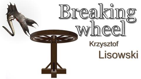 Breaking wheel | 3D object