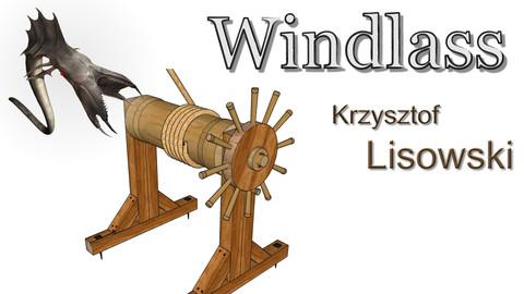 Windlass | 3D Object