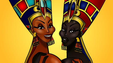 Kemetic Queens