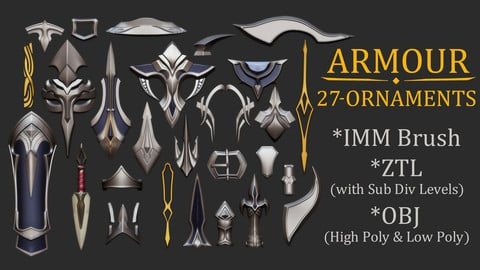 Armour Ornaments