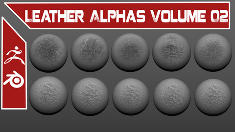 Leather Alphas Volume 02