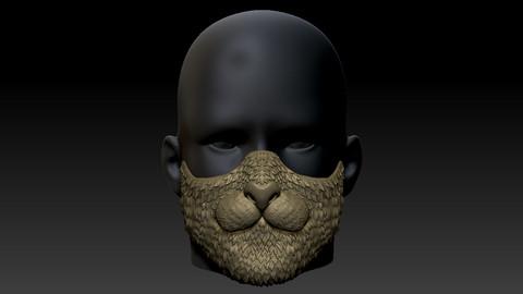 Quarantine Mask Cat Style