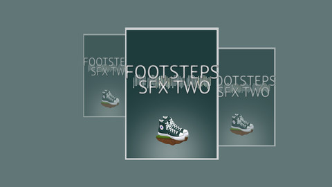 Footsteps SFX Two