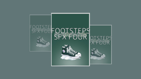 Footsteps SFX Four