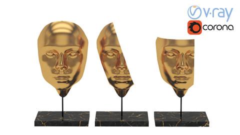 Face Sculptures