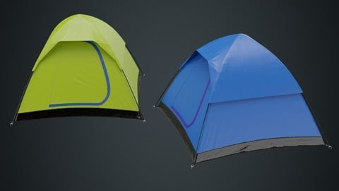 Camping Tent 1A
