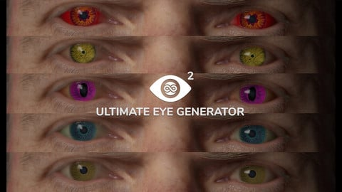 Ultimate Eye Generator 2