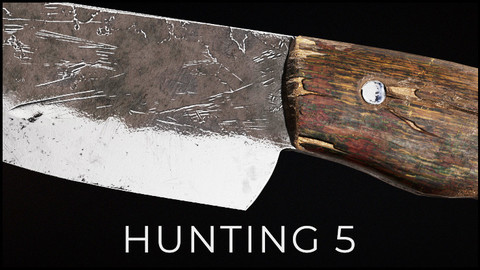 EMPIRE 3D Knife Hunting 5