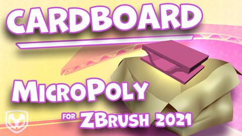 MicroPoly: Cardboard