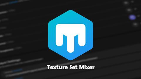Texture Set Mixer