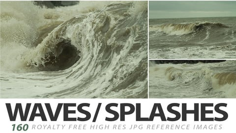 Waves / Splashes - reference images