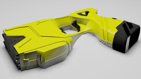 Stun Gun for Unity3D