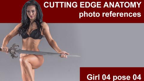 Cutting edge photo references Girl04 pose 04