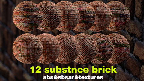 12-brick-collection