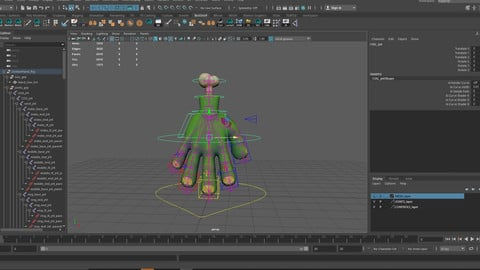 Zombie Hand Rig