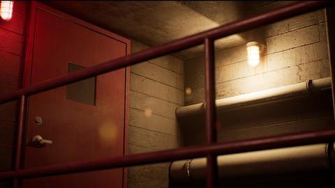 Superlab Entrance | UE4