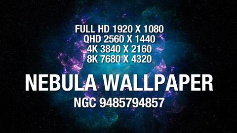 NGC 9485794857 Nebula Wallpaper Full HD to 8k