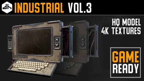 Industrial Vol.3
