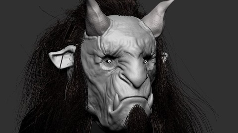 Beast face