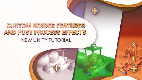 Decompiled Art - Unity Custom Render Features and Post Process effects tutorial
