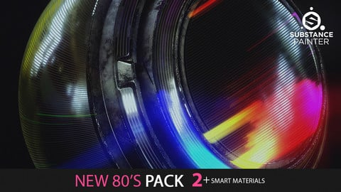 New 80's Pack 2+ Smart Materials