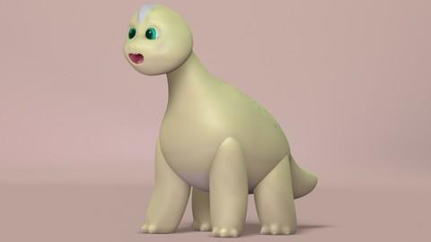 Baby Dino (Brachiosaurus)