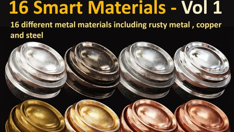 16 Smart Materials _ Vol 1