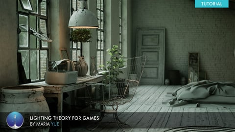 Lighting Theory for Games | Maria Yue