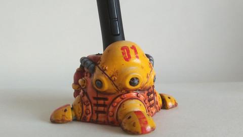 Pen-Holder Steampunk