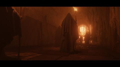 Dark Druids (.blend .PSD) EEVEE