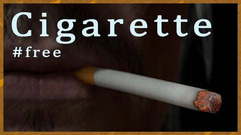 Cigarette #free