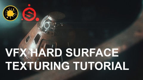 Texturing Tutorial in Mari and Substance Designer - For Production By Zak Boxall