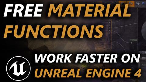 UE4 - Useful Material Functions