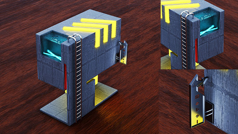 Architectural Maquette Physical Model