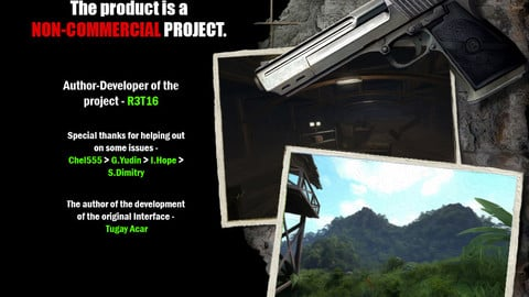 FarCry Remake - Developer Build v0.0.1
