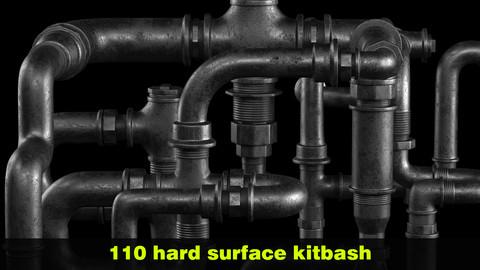 hardsurface kitbash