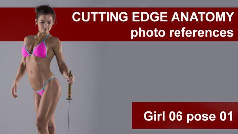 Cutting edge photo references Girl06 pose 01