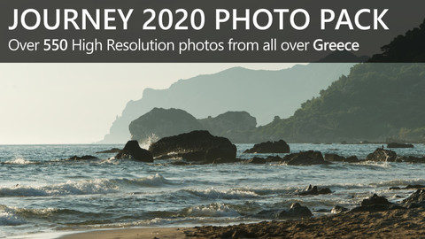 Journey 2020 - Reference Photo pack