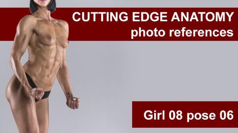 Cutting edge photo references Girl08 pose 06