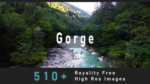 Gorge Reference Pack