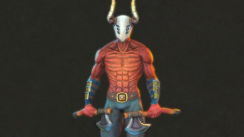 Warrior Haduk