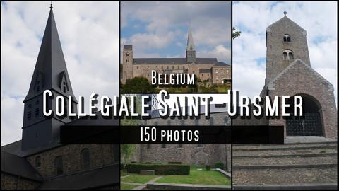 Collégiale Saint-Ursmer