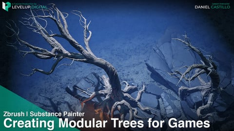 Creating Modular Trees for Games | Daniel Castillo